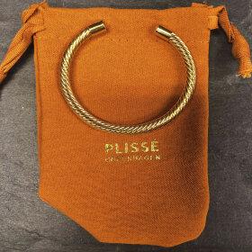Plissé - Plissé armbånd