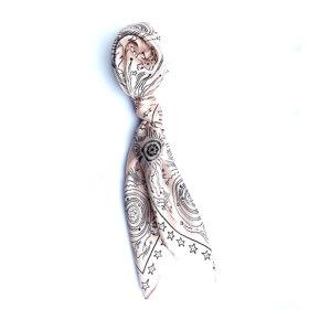 Plissé - Plissé Tørklæde (Fl. farver)