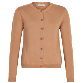 in Front - in Front Cardigan (Fl. farver) 100% Bomuld