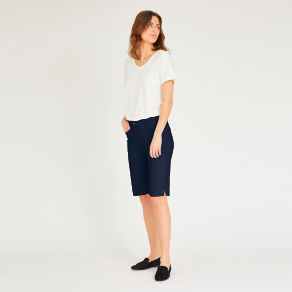 LauRie - LauRie Shorts ALLY REGULAR (Fl. farver)