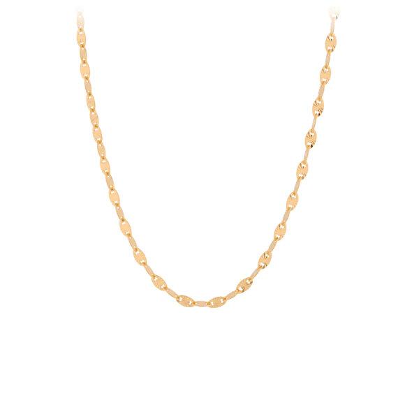 Pernille Corydon - Pernille Corydon Halskæde VALENTINO SUN (Guld og Sølv)