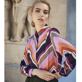MOLLY JO - Molly Jo skjorte/Bluse